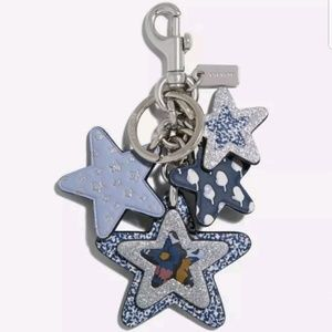 Coach Stars Purse Chain